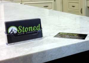 stoned inc business card