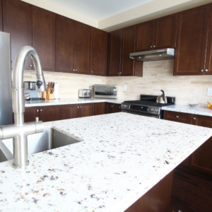 Quartz Kitchen Countertop Calgary